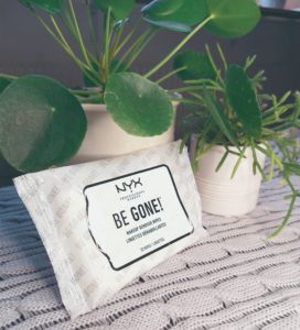 Nyx Be Gone Makeup Wipes Review